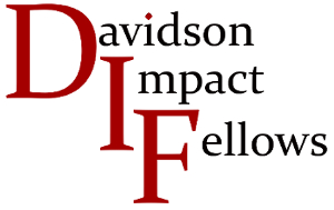 Davidson Impact fellows Logo
