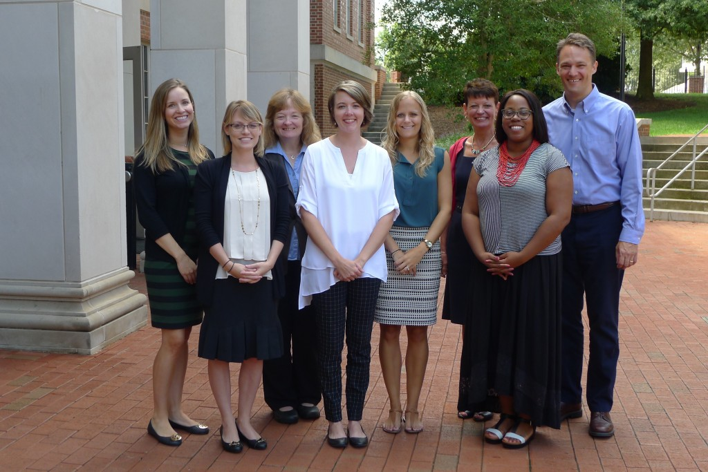 2015 Center for Career Development Staff